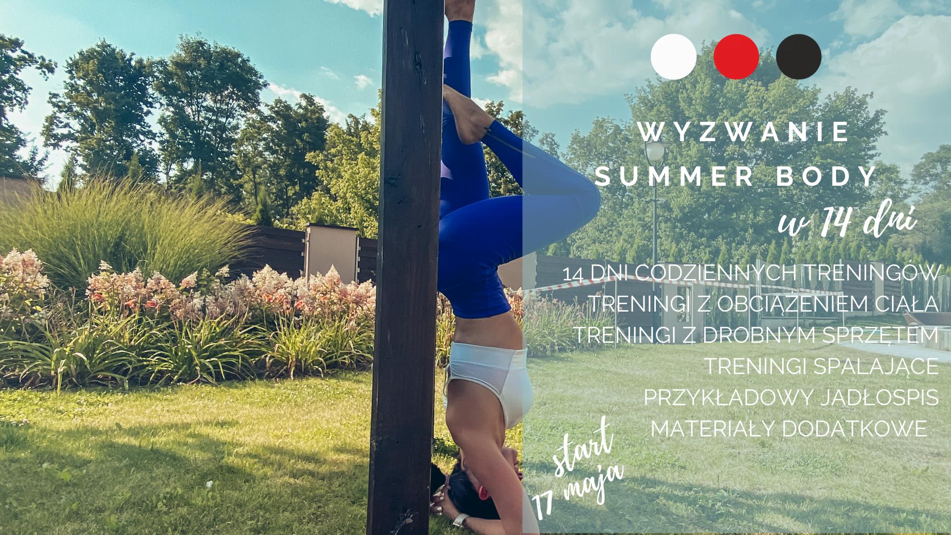 Wyzwanie summer body